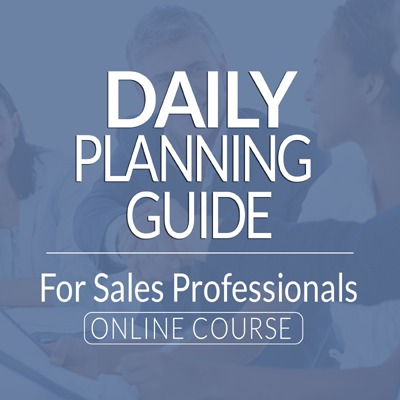 Daily Planning Guide for Sales Associates Online Course